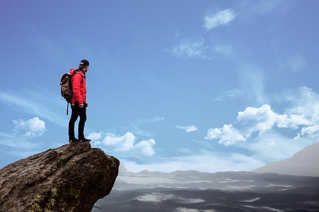 Wandern am Tag der Rückengesundheit